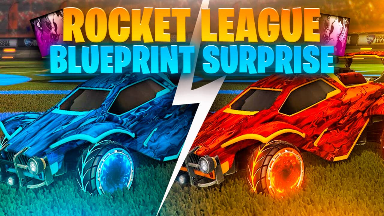 glorifier rocket league